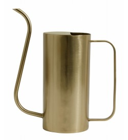 Water pitcher, large, brass...