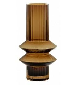 Vase RILLA ambre - Nordal