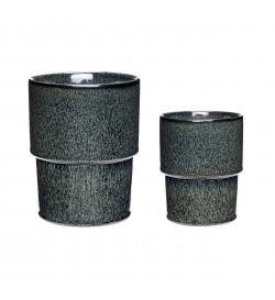 Duo Pots céramique