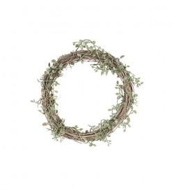 Artificial vegetal crown