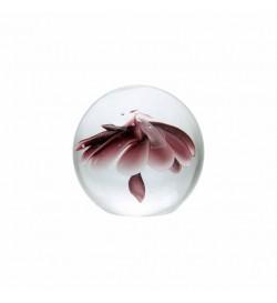 glass flower ball