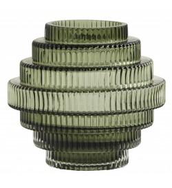 RILLA vase green - Nordal
