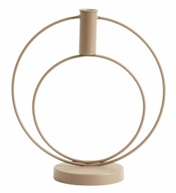 Cercles candleholder