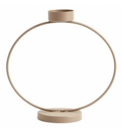 Bougeoir cercle