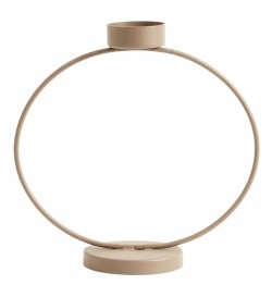 Cercle candleholder