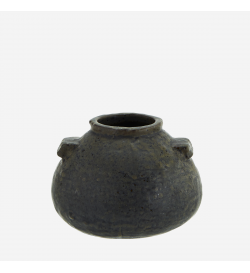 STONEWARE vase-Madam Stoltz