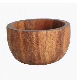 Coquetier, petit bol en bois