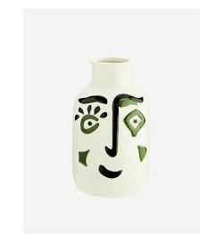 Vase Visage, SOURIRE
